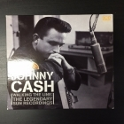 Johnny Cash - Walking The Line (The Legendary Sun Recordings) 3CD (VG+/VG+) -country-