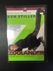 Zoolander (collector's edition) DVD (VG+/M-) -komedia-