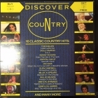 V/A - Discover Country LP (M-/VG+)