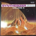 Ed Starink - Synthesizer Greatest Volume 4 LP (M-/VG+) -synthpop-
