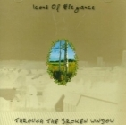 Icons Of Elegance - Through The Broken Window CD (M-/M-) -indie pop/alt country-