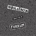Indulgencia / Fokkum - Split CD-R CD (VG/M-) -crust/hardcore-