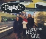 Innpeach - Something Must Give CDS (VG+/M-) -power pop-