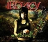 Ironica - All That I Drain CDS (VG+/M-)  -melodic heavy metal-