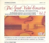 Isaac Stern / Zino Francescatti - The Great Violin Concertos Vol.2 2CD (M-/M-) -klassinen-