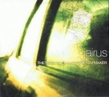 Jairus - The Need To Change The Mapmaker CD (VG+/VG) -post-hardcore-