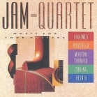 Jam-Quartet - Music For Four Guitars CD (M-/M-) -klassinen-