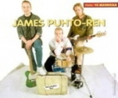 James Puhto-Ren - Two For The Road CDS (M-/M-) -ramopunk-