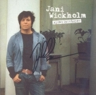Jani Wickholm - Alumiinitähdet CD (M-/M-) -pop rock-