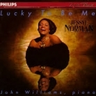 Jessye Norman - Lucky To Be Me CD (M-/M-) -ooppera/pop-