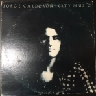 Jorge Calderon - City Music LP (VG+/VG) -funk pop-
