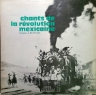 Jorge Saldana & Los Mayas - Chants De La Revolution Mexicaine LP (M-/M-) -folk-