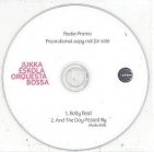 Jukka Eskola Orquesta Bossa - Bolly Beat PROMO CDS (VG/-) -jazz-
