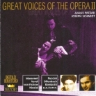 Great Voices Of The Opera II - Julius Patzak / Joseph Schmidt 2CD (VG+/M-) -klassinen-