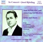 Jussi Björling - Arias And Duets CD (M-/M-) -klassinen-