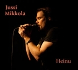 Jussi Mikkola - Heinu CD (VG+/VG+) -pop rock-
