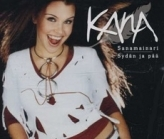 Kana - Sanamainari CDS (M-/M-) -hip hop-