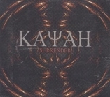 Kayah - Surrender CDS (VG/VG+) -gothic metal-