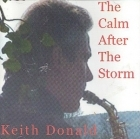 Keith Donald - The Calm After The Storm CD (VG+/M-) -celtic folk-