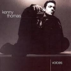 Kenny Thomas - Voices CD (M-/VG+) -soul-