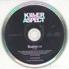 Killer Aspect - Bloodshot PROMO CDS (M-/-) -pop rock-