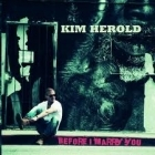 Kim Herold - Love In A Bottle PROMO CDS (VG+/M-) -pop rock-