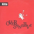 Kitto - Over Sensitive CD (VG+/VG+) -indie rock-