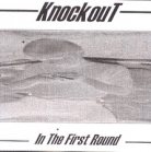 Knockout - In The First Round CDEP (VG+/M-) -nu metal-