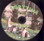 Körttinä - New Age CDS (VG/-) -folk rock-
