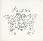 Korus - Toivo CDEP (VG+/VG+) -heavy metal/hard rock-