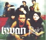 Kwan - Rain CDS (VG+/G) -hip hop/pop-