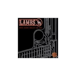 Lambs - With Every Bullet So Far CD (M-/M-) -hard rock/heavy metal-