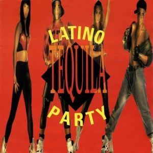 Latino Party - Tequila 12 SINGLE (VG+/VG+) -dance-