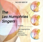 Les Humphries Singers - The Very Best Of CD (M-/M-) -folk rock-