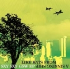 Like Rats From A Sinking Ship - Sxy Sxy Gsw EP CDEP (M-/M-) -math rock-