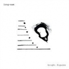 Long-Sam - Bright Figures CD (VG+/VG) -indie pop-