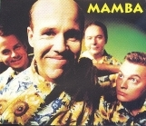Mamba - Kuume CDS (M-/M-) -pop rock-