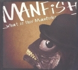 Manfish - What Is This Manfish? CD (M-/M-) -punk rock/post-punk-