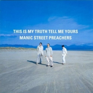 Manic Street Preachers - This Is My Truth Tell Me Yours CD (VG/M-) -alt rock-