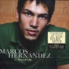 Marcos Hernandez - C About Me CD (M-/VG+) -r&b/pop-