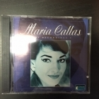 Maria Callas - Best Recordings 4 CD (M-/M-) -klassinen-