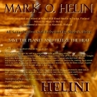 Mark O. Helin - Helini CD (VG+/M-) -folk rock-