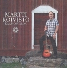 Martti Koivisto - Kaamosvaloa CD (M-/VG+) -pop rock-