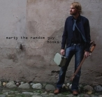 Marty The Random Guy - Hooks CD (M-/M-) -blues rock/folk rock-