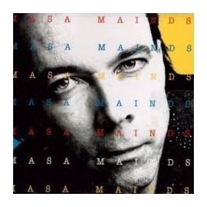 Masa Mainds - Masa Mainds CD (M-/VG+) -pop rock-