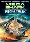 Mega Shark Vs. Mecha Shark DVD (VG+/M-) -toiminta/sci-fi-