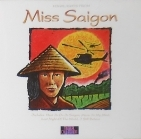 Miss Saigon CD (M-/M-) -musikaali-