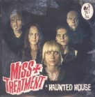 Miss Treatment - Haunted House CDEP (M-/M-) -psychobilly-