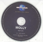 Molly - Half Life PROMO CDS (VG+/-) -pop-