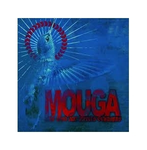 Mouga - The God And Devils Schnapps PROMO CD (M-/VG+) -alt metal-